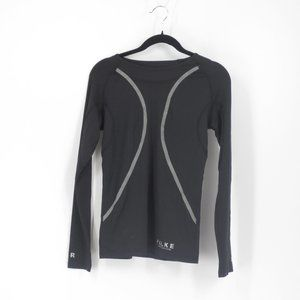 Falke Black Ergonomic Sport System Long Sleeves